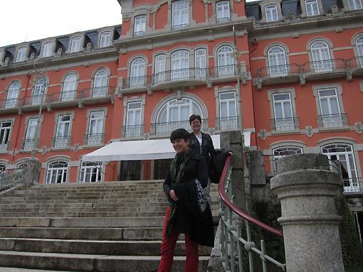 Goodbye Vidago (we need another palace!)