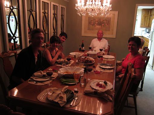 Dinner in the Forbidden Room