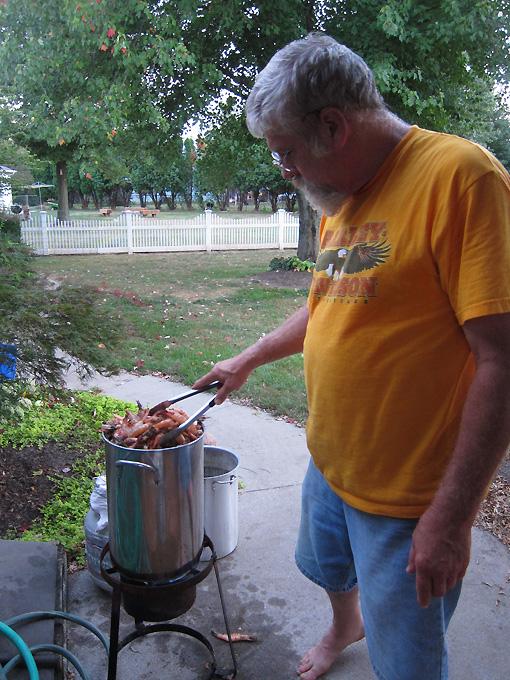 "Managing the ""boil"""