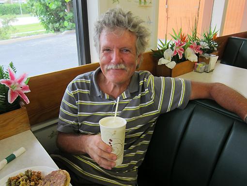 Large vanilla for Jack