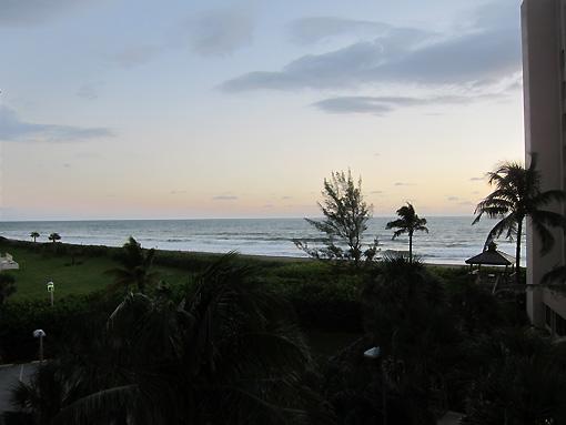 Good morning from Jensen Beach
