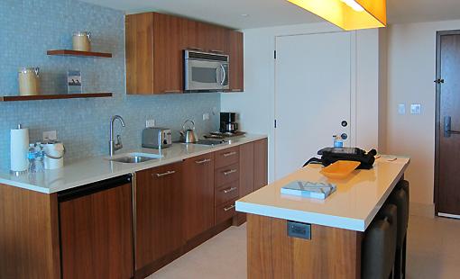 Full kitchen (why?)