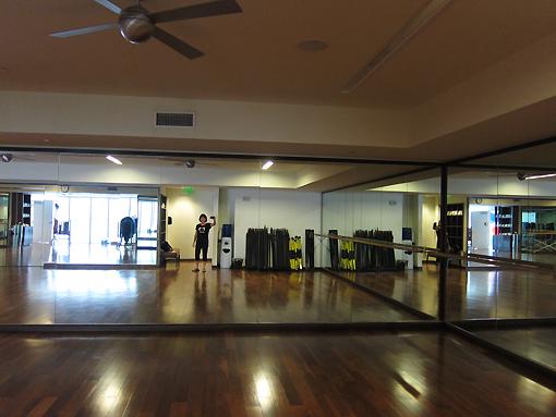 Empty Ki Paz studio