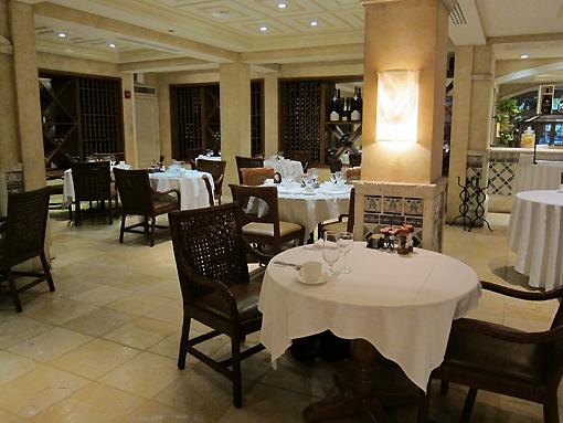 La Fontana Restaurant (empty...)