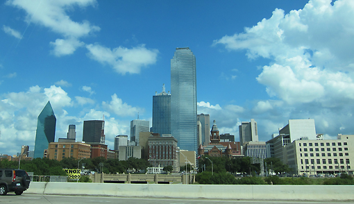 The Big D in Texas