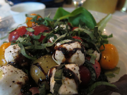 beautiful Caprese