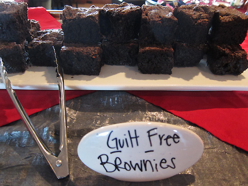 Sara claims these are gluten-free, dairy free, vegan, etc, etc.  And they are GREAT!