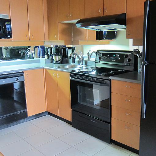 Proper kitchen!