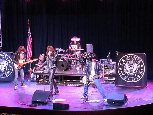 Ramones cover band