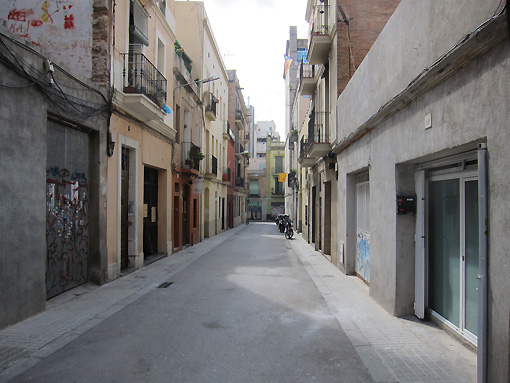 Janel's street