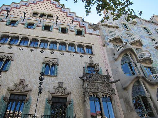Gaudi's Casa Batillo