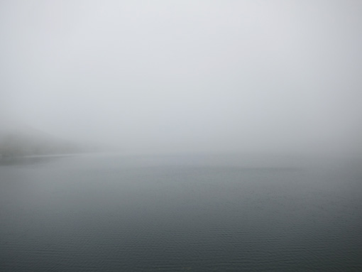 Where is the lake?
