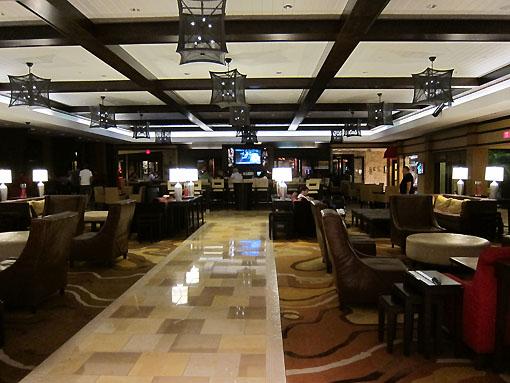Lobby at the PGA Resort