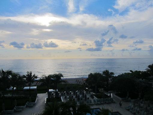 Good morning Palm Beach!