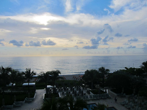 Good morning Palm Beach!