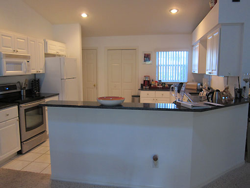 Big kitchen - fully equipped