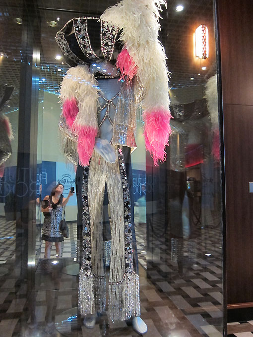 One of Elton John's outfits