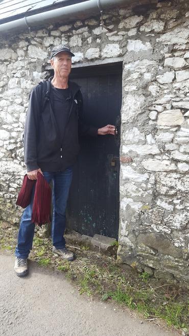 Irish doors are short